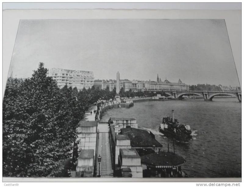 La place Louis XV, puis place de la Révolution, puis place de la Concorde au XVIIIe siècle - Page 2 Quai_v10