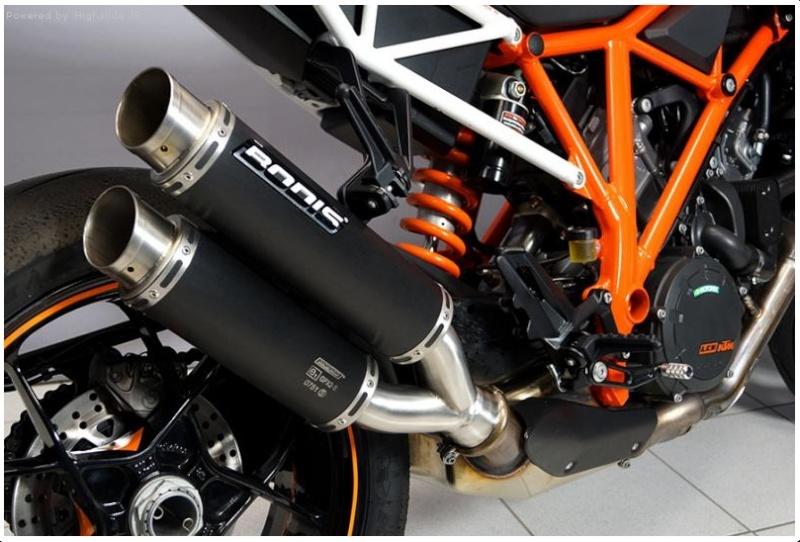 GPX2-S KTSD1290-001 KTM 1290 SUPER DUKE R: BODIS EXHAUST Screen79