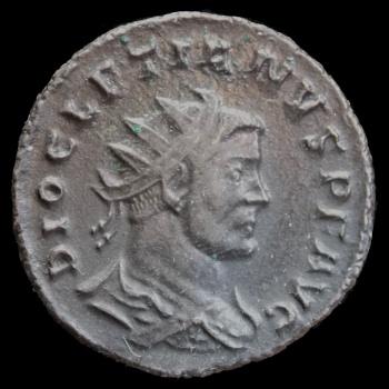 Aureliani de Lyon de Dioclétien et de ses corégents - Page 3 Dscn0211