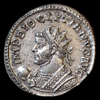 Aureliani de Lyon de Dioclétien et de ses corégents Imgp1912