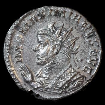 Aureliani de Lyon de Dioclétien et de ses corégents Imgp1914