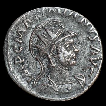 Aureliani de Lyon de Dioclétien et de ses corégents Imgp1932
