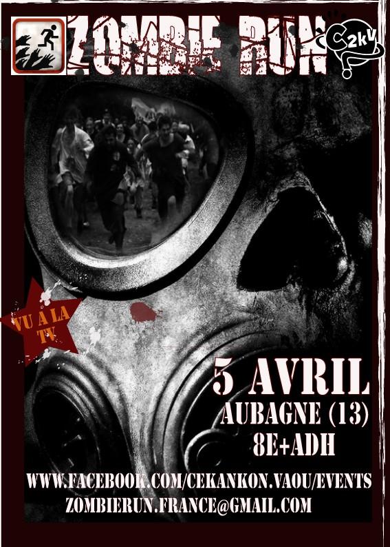 Zombie Run 2014 Affich10