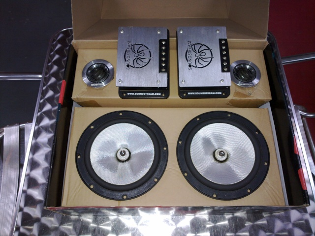 Soundstream LS.60C component speaker (Used) 24042013