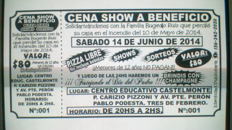 Pizza libre solidaria! Pizza10