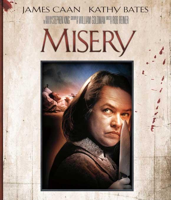 Stephen King:Peliculas Basadas En Sus Novelas/Relatos Misery10
