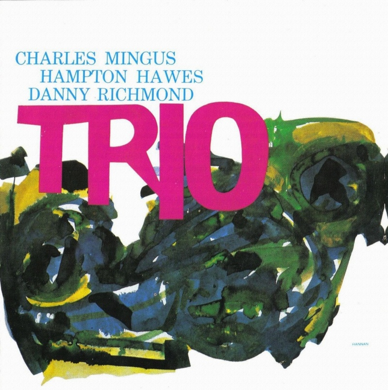 Mingus Three (1957) Cover23