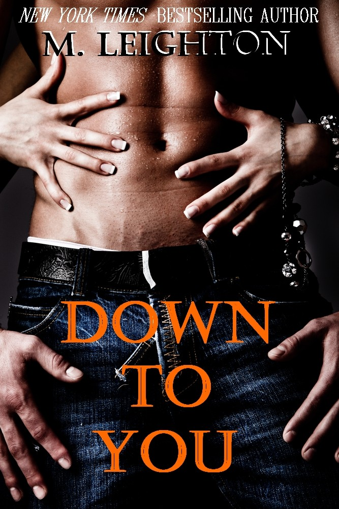 LEIGHTON M. - FACE CACHEE - Tome 1 : Dans la peau / Down to you Down_t10