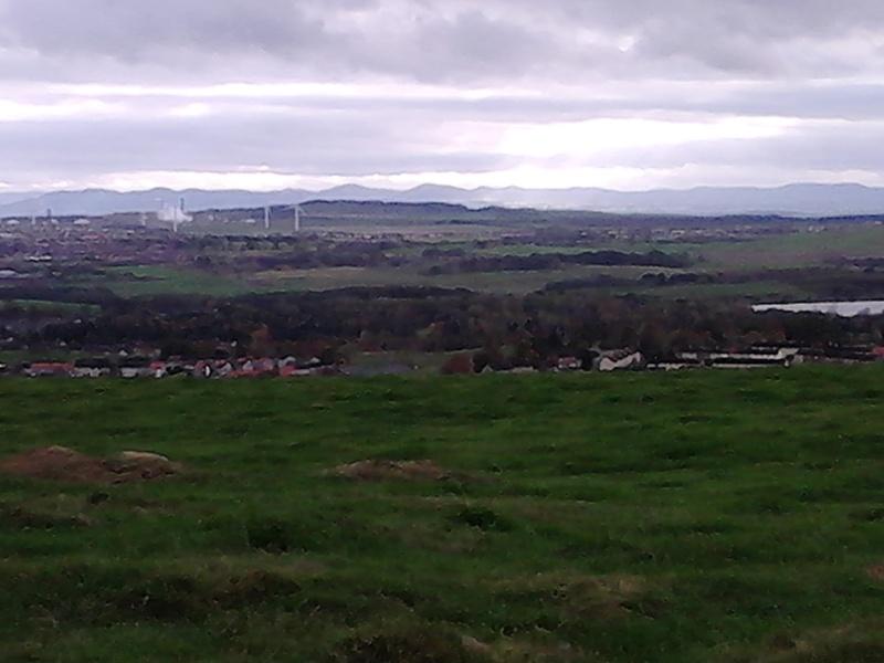 Mount Benarty, Fife, Scotland. Img_2018
