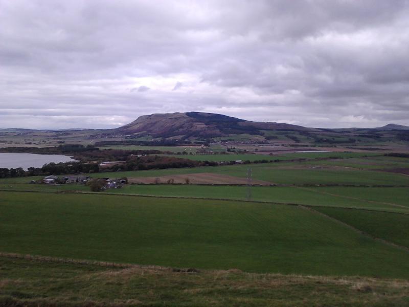 Mount Benarty, Fife, Scotland. Img_2020
