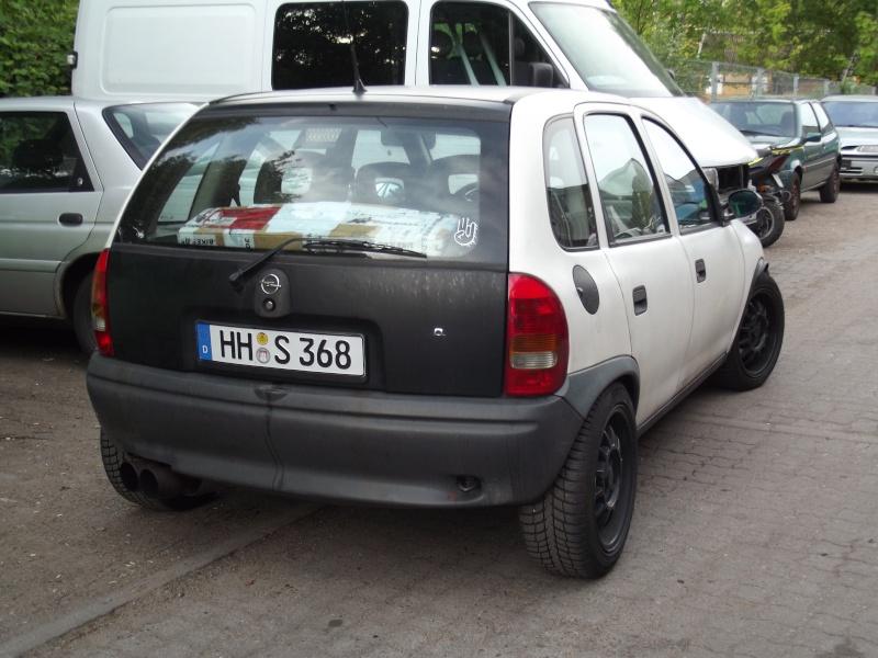 """Corsa B c20ne """"Zu verkaufen"""" Dscf3013"""