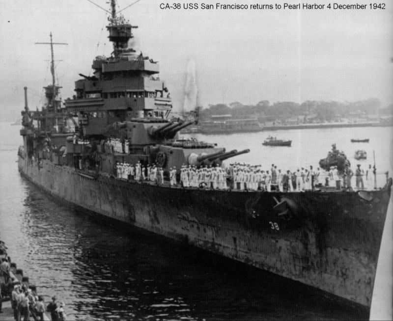Croiseurs américains Frisco10