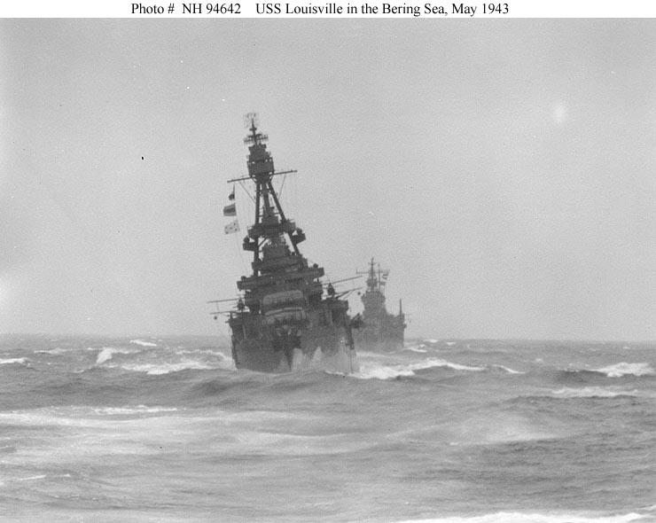 Croiseurs américains Louisv11