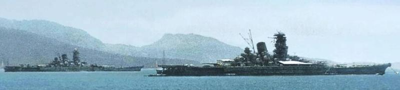 Cuirassés japonais P610