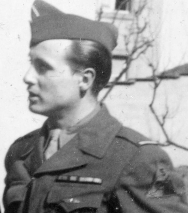 Lieutenant Raymond Banzet 6° RIC mort en captivité le 1 juin 1952 609_0410