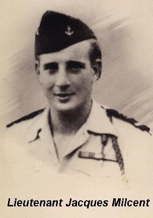 Lieutenant Jacques MILCENT 24è RMTS MPLF 1953 Jacque10