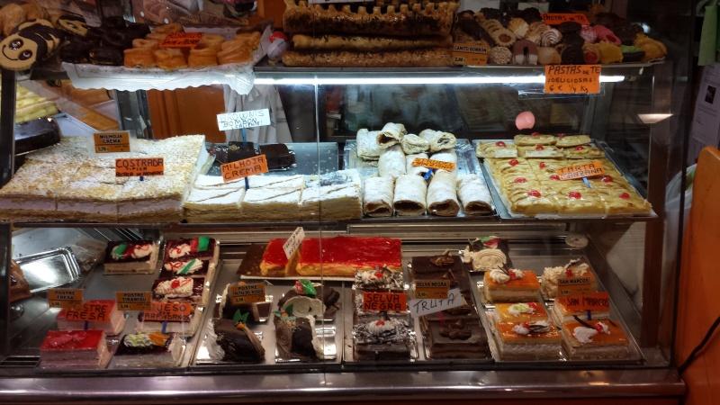 LA TROPICAL Pasteleria Cafeteria Reposteria artesana, Madrid . Torrejon de ardoz 2014-011