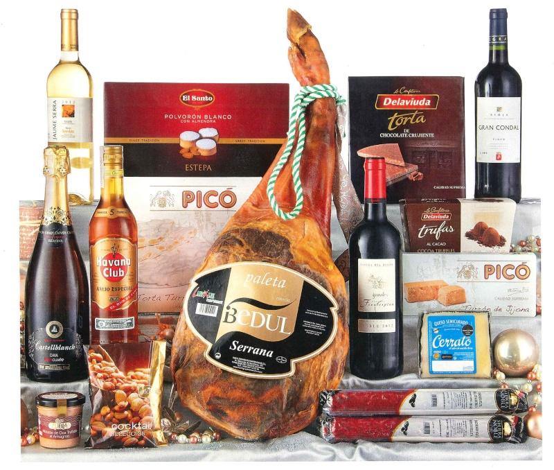 Sorteo Lote Productos Gastronomicos Navidad 2013, 2014 Lote_n10