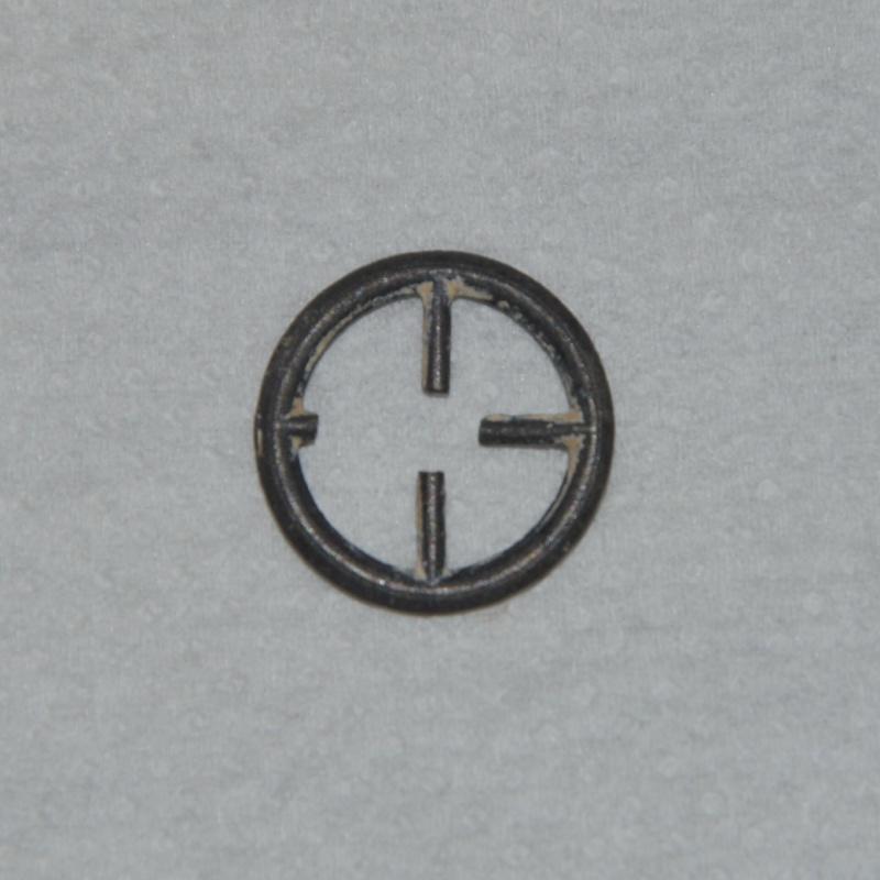 roue de jouet moderne en plomb etain Csc_0014