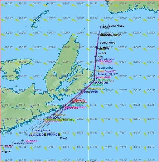 VLM... L'Armada Oubliée 4 - L'hémisphère Nord - Page 2 Lineai10