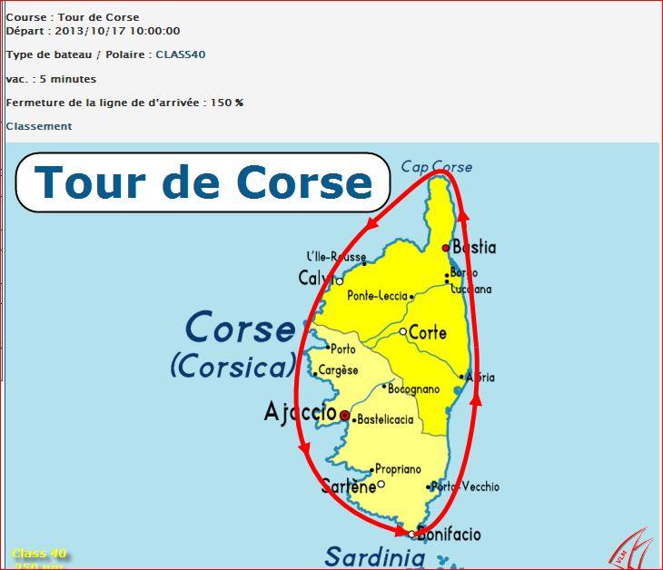 VLM Tour de Corse Tdc11