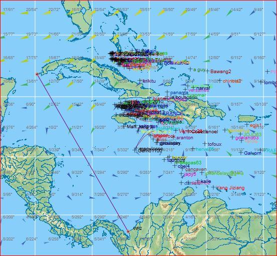 VLM... L'Armada Oubliée 4 - L'hémisphère Nord Tri10