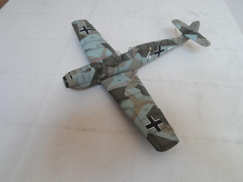 """BF 109 E-3 """" Eduard """" 1/32 Sam_1515"""