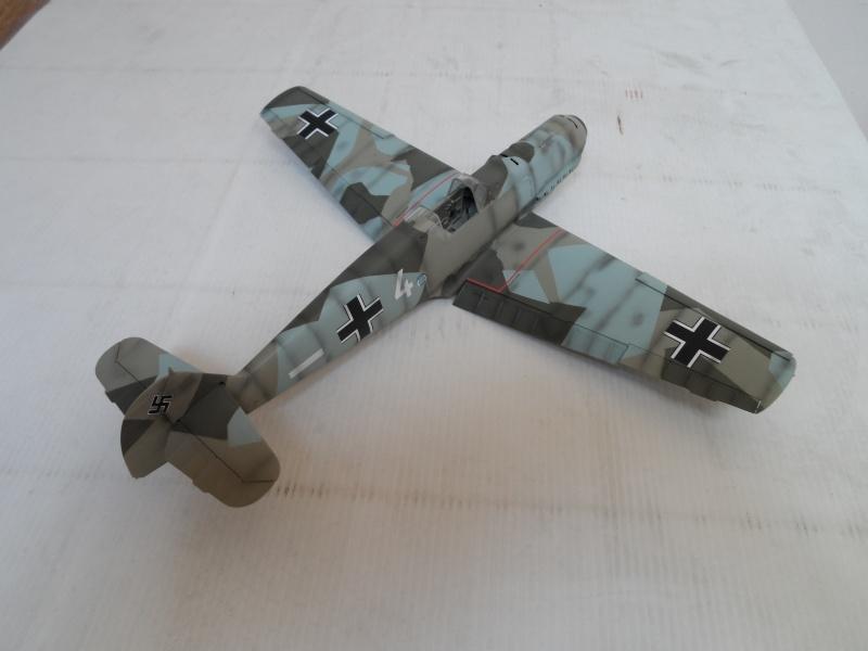 """BF 109 E-3 """" Eduard """" 1/32 Sam_1517"""