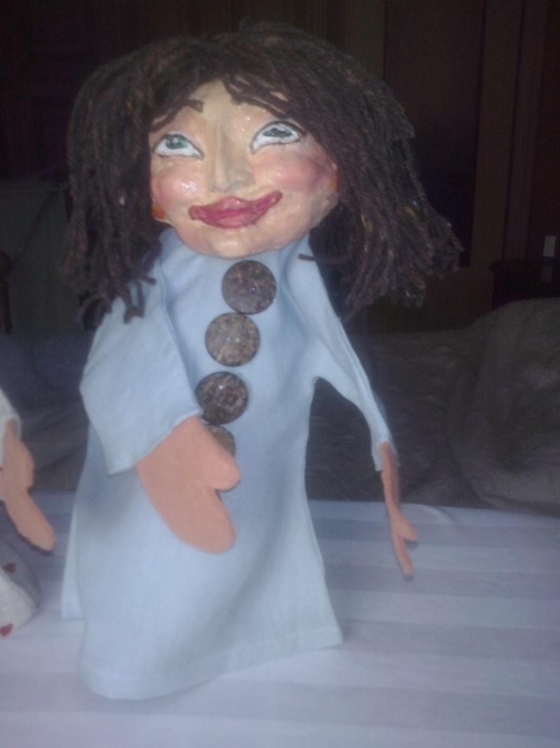 Marionette di cartapesta Cam00125