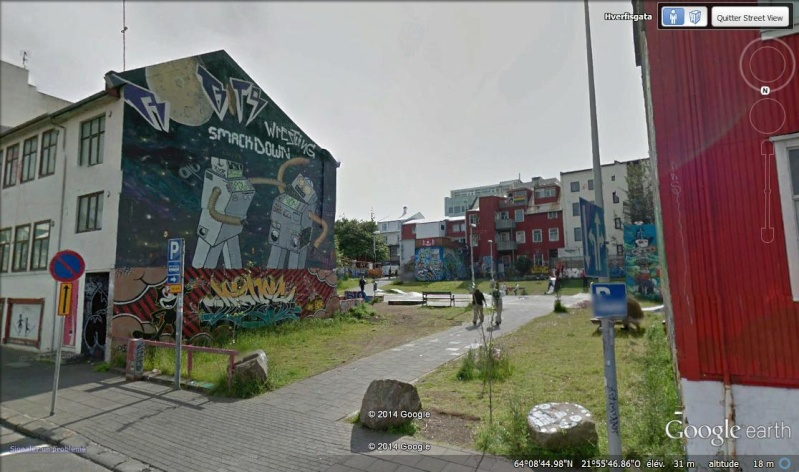 STREET VIEW : les fresques murales - MONDE (hors France) - Page 15 Ff10