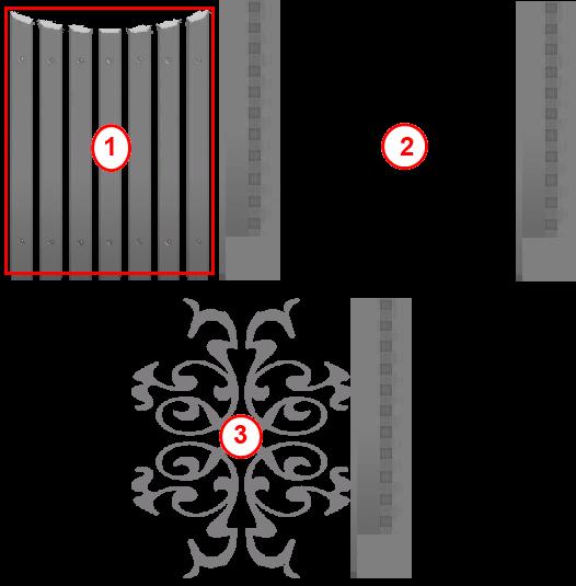 [Débutant] TSRW - Créer une clôture personnalisée 1310