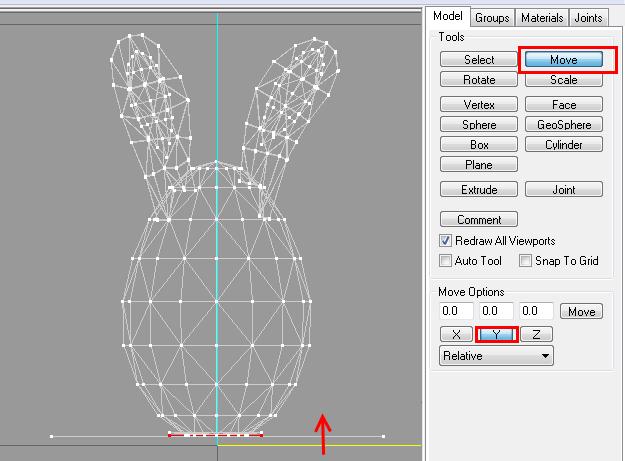 [Apprenti] Créer un oeuf-lapin de pâques 5610