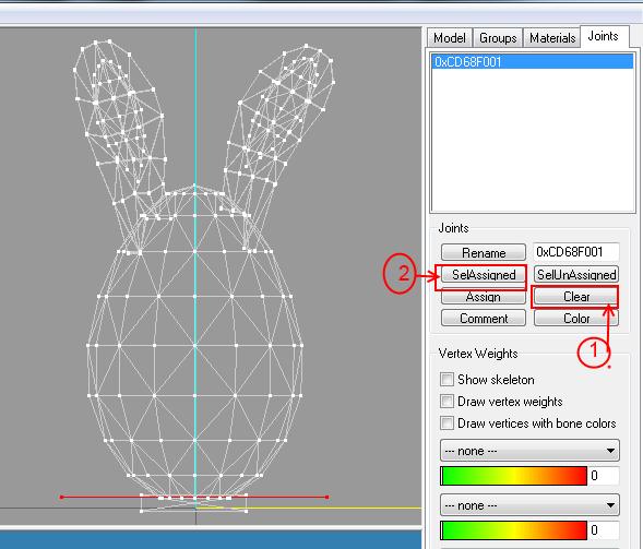 [Apprenti] Créer un oeuf-lapin de pâques 6810