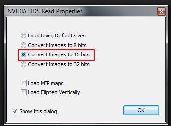 [Fiche] Créer sa normal map avec Photoshop  Sans_t62