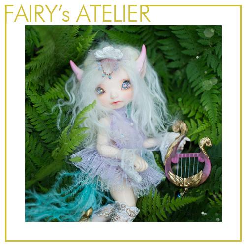 [VENTE] Parts Realfee Haru (oreilles et lyre) ~ prix réduit 20160610