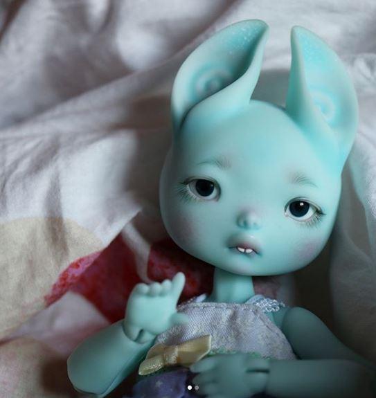 [V] Zouh Spun mint (Dust of Dolls) * Baisse de prix * Galaxy11