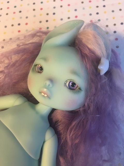 [V] Zouh Spun mint (Dust of Dolls) * Baisse de prix * Img_4211