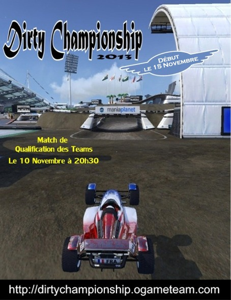 Dirty Championship Aff-1-10