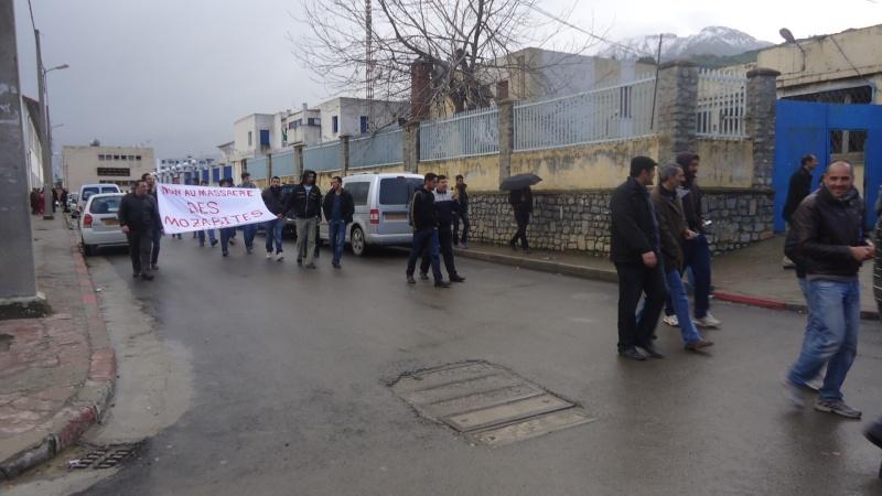 MOZABITES - Rassemblement de solidarité avec les mozabites à Aokas le mardi 11 fevrier 2014 (6) Dsc00421