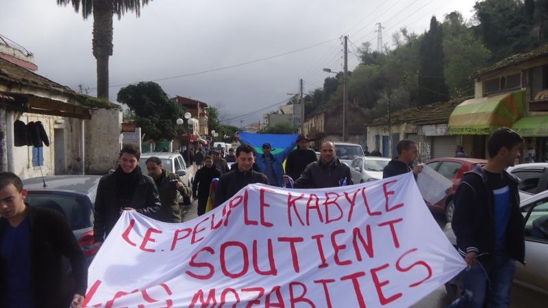 MOZABITES - Rassemblement de solidarité avec les mozabites à Aokas le mardi 11 fevrier 2014 (6) Dsc00422