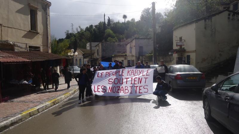 MOZABITES - Rassemblement de solidarité avec les mozabites à Aokas le mardi 11 fevrier 2014 (6) Dsc00423