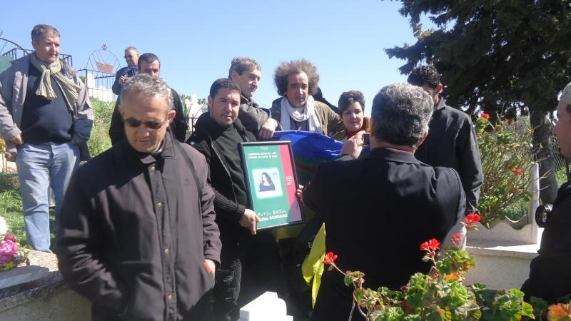 20ème anniverssaire de l assassinat de Katia Bengana. Dsc00614