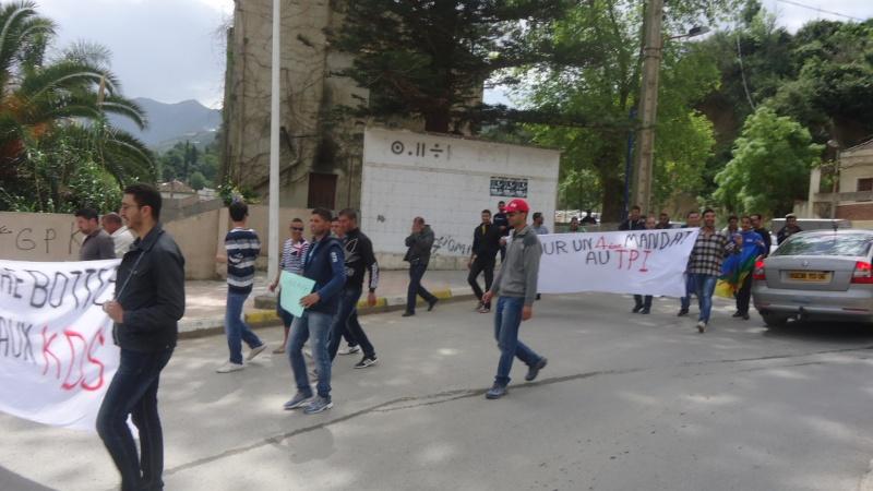 Marche contre le système à Aokas . Dsc00816