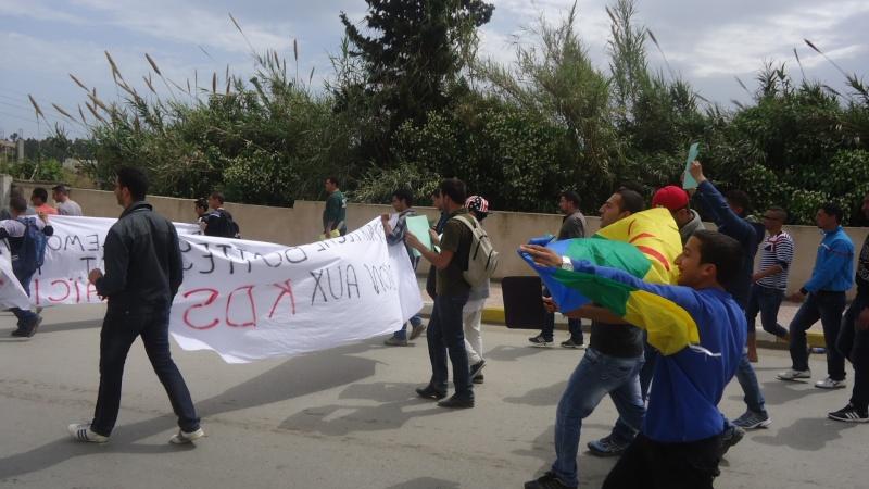 Marche contre le système à Aokas . Dsc00817