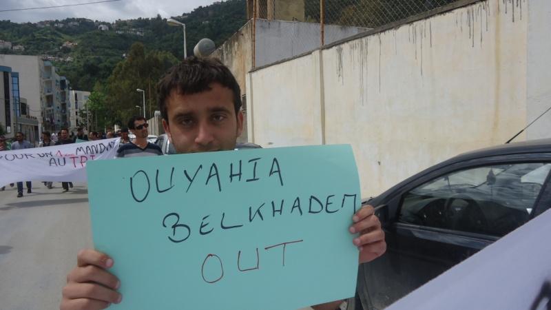 Marche contre le système à Aokas . Dsc00823