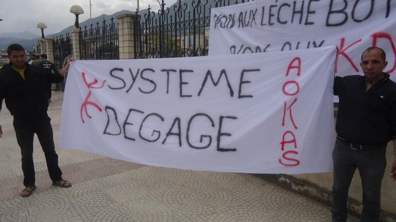 Marche contre le système à Aokas . - Page 2 Dsc00832