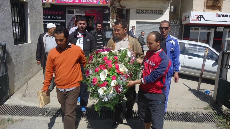 Commémoration de 13ème année de l assassinat de Saidi Akli.  Dsc01110