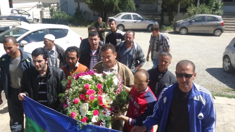 Commémoration de 13ème année de l assassinat de Saidi Akli.  Dsc01112