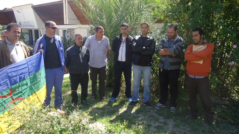 Commémoration de 13ème année de l assassinat de Saidi Akli.  Dsc01118