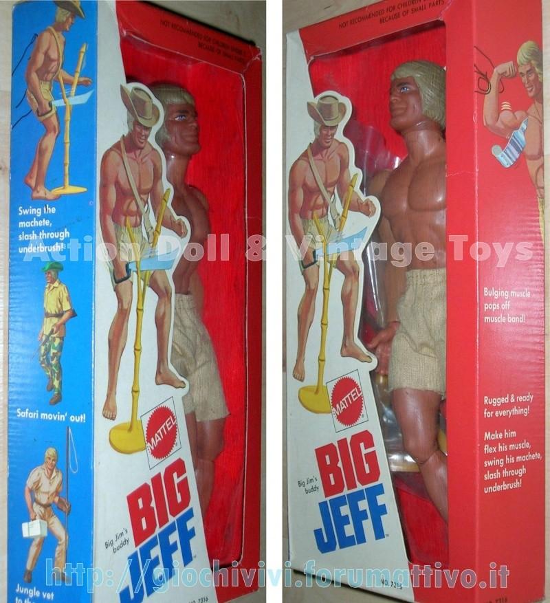 Big Jeff No. 7316  - Prima versione SCATOLA LARGA 0236